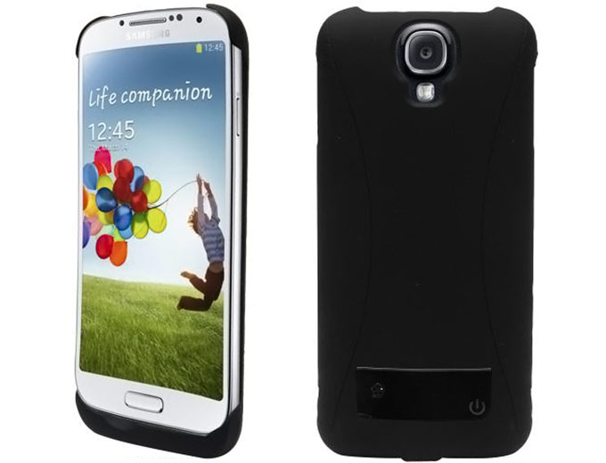 LifeCharge Galaxy S4 Battery Case