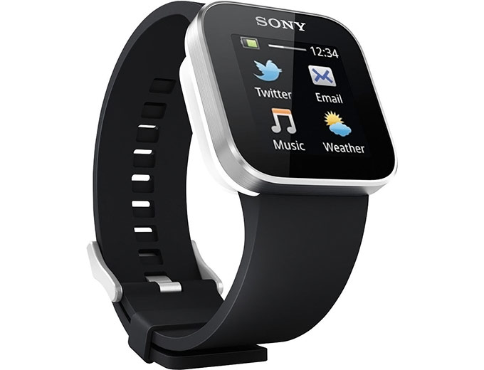 Sony SmartWatch Android Smartphone Watch