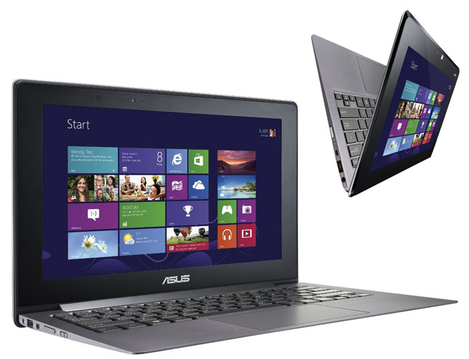 Asus Taichi Convertible Touch Ultrabook