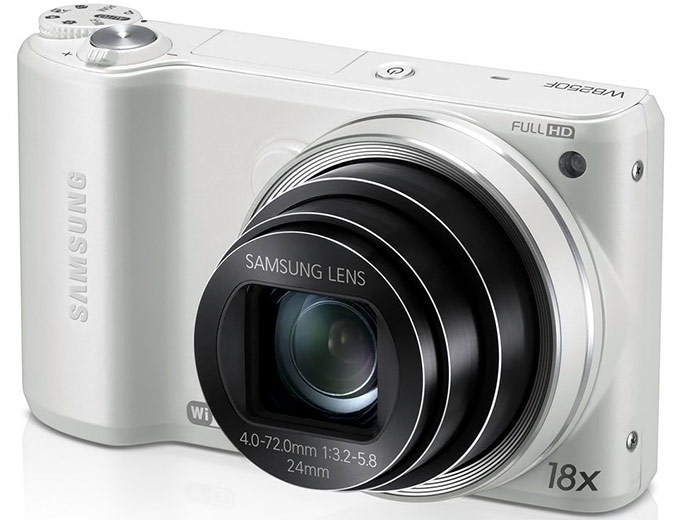 Samsung WB250F Smart WiFi Digital Camera