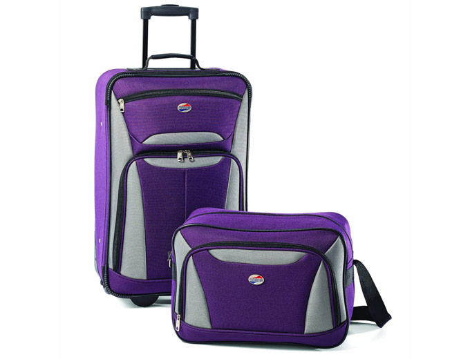American Tourister 2-Pc Luggage Set