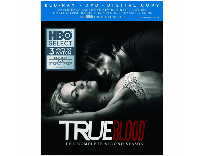 True Blood: Complete Second Season Blu-ray