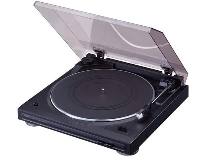 Denon DP-29F 2-Speed Turntable