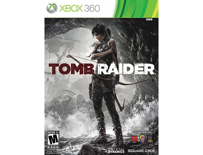 83% off Tomb Raider Xbox 360 - $9 99 at Best Buy
