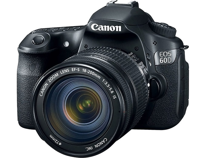 Canon EOS 60D Digital SLR Camera 18-135mm