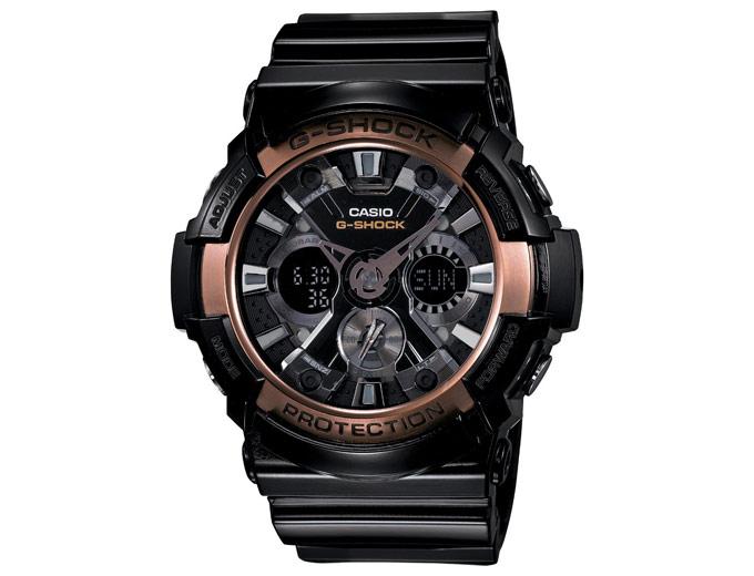 Особенности популярных коллекций часов G-Shock