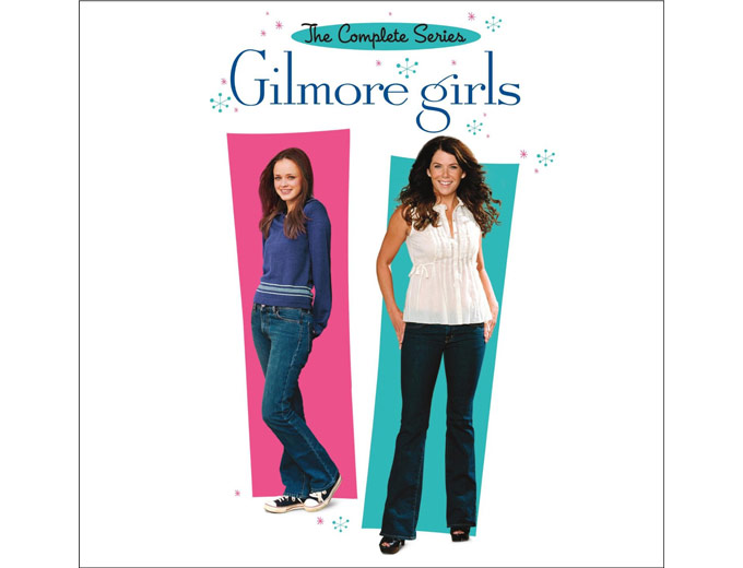 Gilmore Girls: The Complete Series DVD