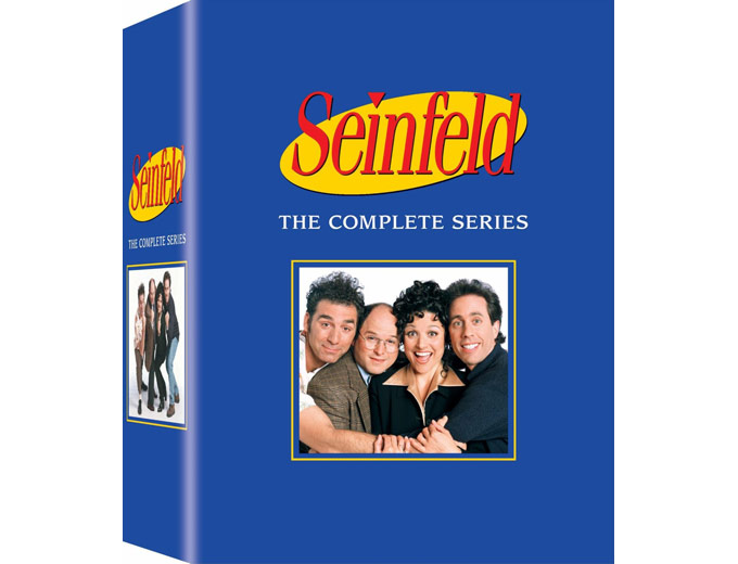 Seinfeld: The Complete Series DVD
