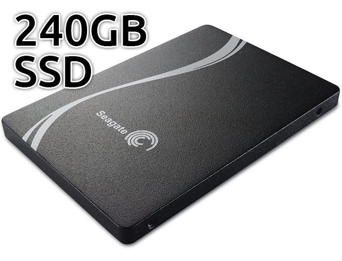 Seagate 600 Series 240GB SSD