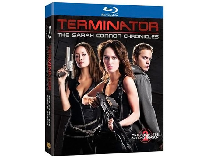Terminator Sarah Connor Season 2 Blu-ray