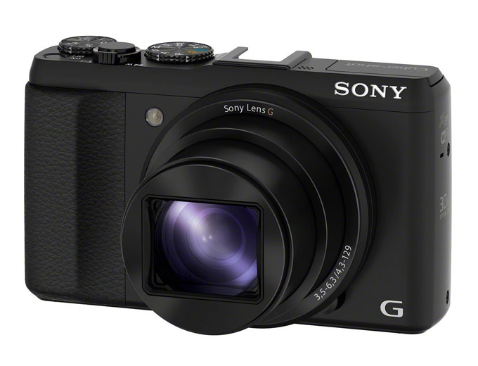 Sony DSC-HX50V 20.4-MP Digital Camera