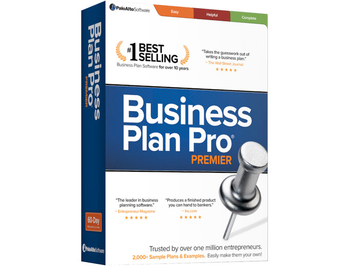 Need to Write a Business Plan?