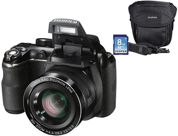 Fujifilm FinePix S4830 Digital Camera Kit