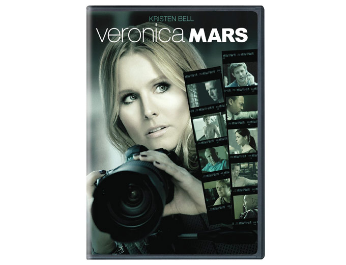 The Veronica Mars Movie DVD