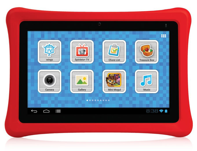 Fuhu NABI NABI2-NV7A 7-Inch 8GB Tablet
