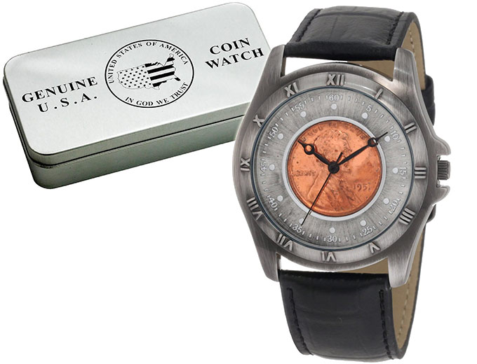 August Steiner Wheat Penny Watch