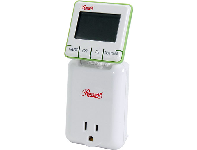 Rosewill Electric Meter & Energy Monitor