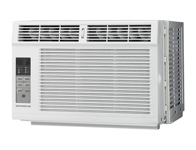 20% off Daewoo DWC-0546FRLE 5,000 BTU Window Air Conditioner, $119
