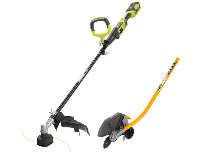 $60 off Ryobi RY40222CMB Expand-it 40V Cordless Trimmer with Edger