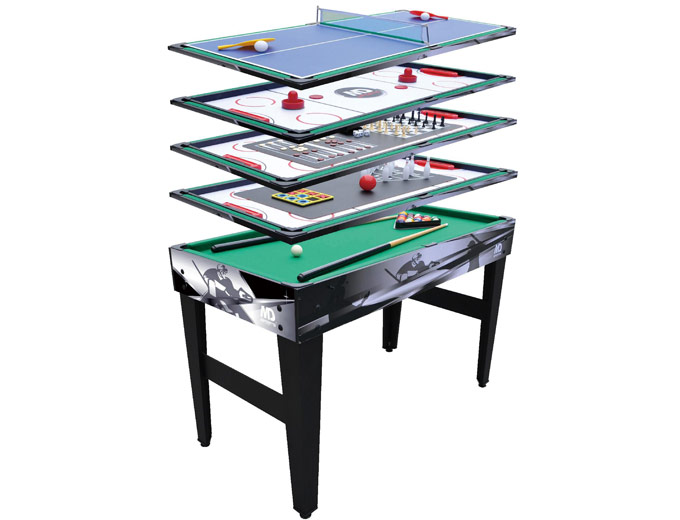 "MD Sports 48"" 12-in-1 Game Table"