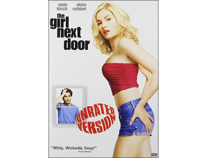 The Girl Next Door Unrated DVD