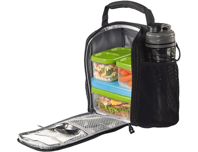 Ланч бокс для еды Сова 4 цвета, 80 грн Детские контейнеры