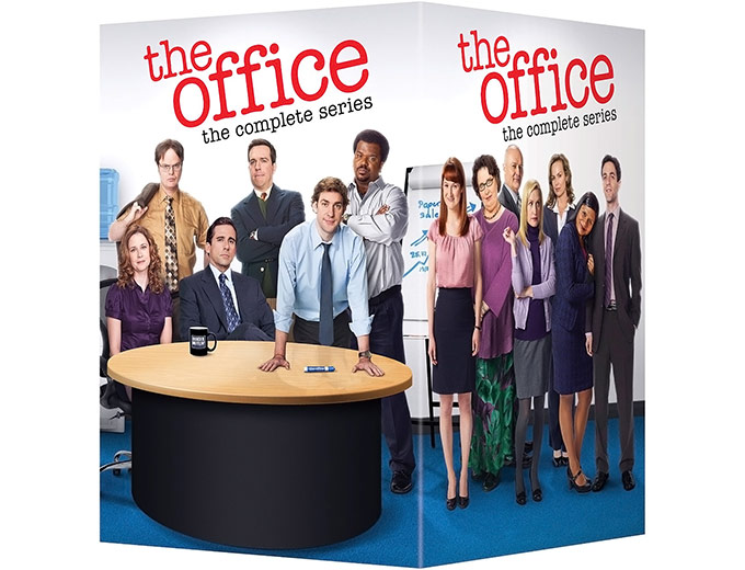 The Office: Complete Series DVD