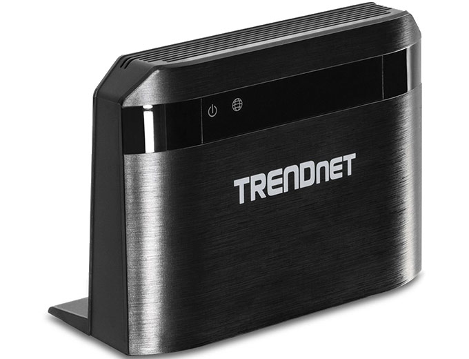 TRENDnet AC750 Wireless Dual Band Router