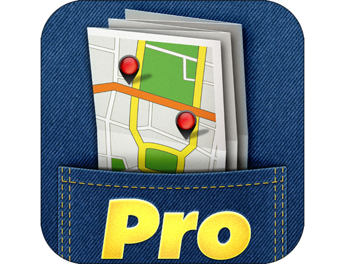 Free: City Maps 2Go Pro Android App