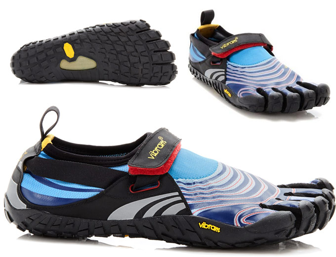 Vibram Spyridon Trail-Running Shoes