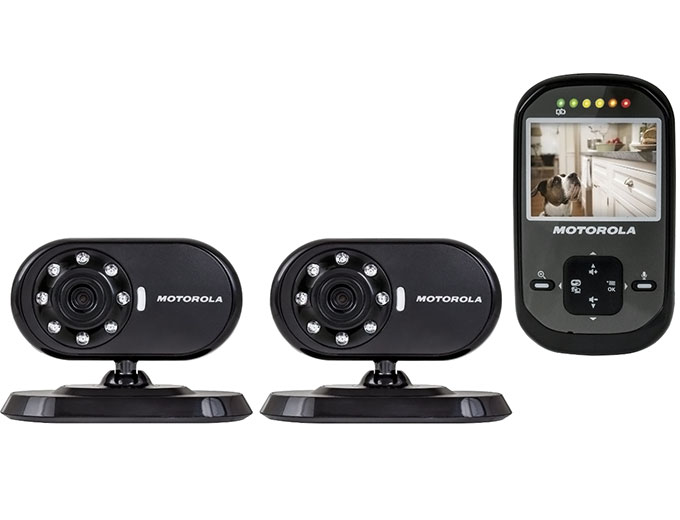 Motorola Scout500-2 Video Pet Monitor