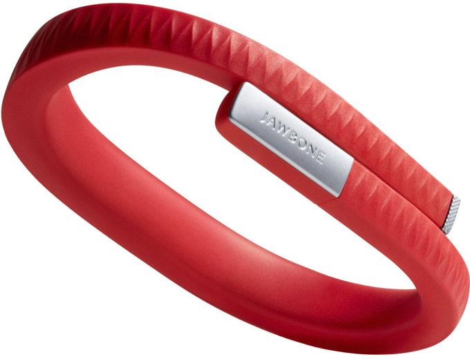 Jawbone UP Red Fitness Tracker
