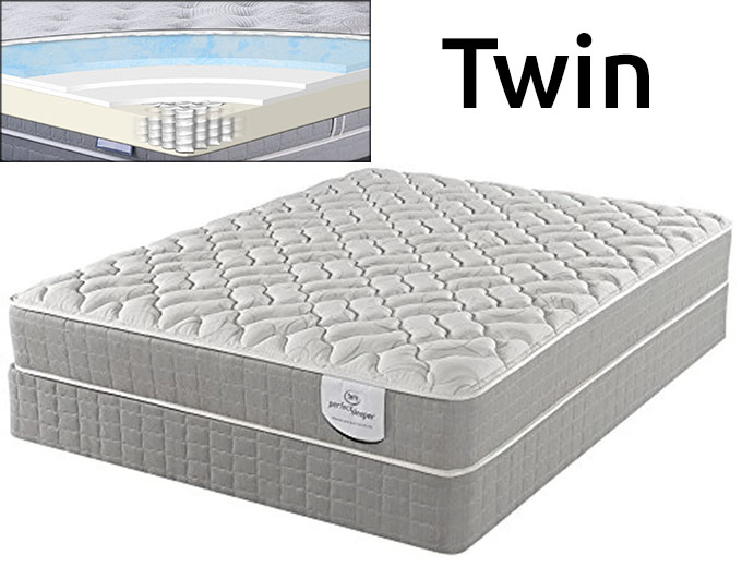 serta allerton firm twin mattress