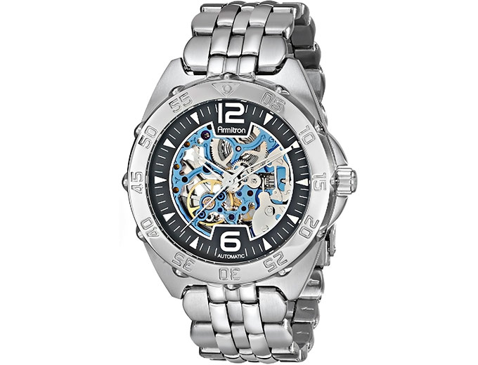 74% Off Armitron 20/4768BISV Stainless Steel Automatic