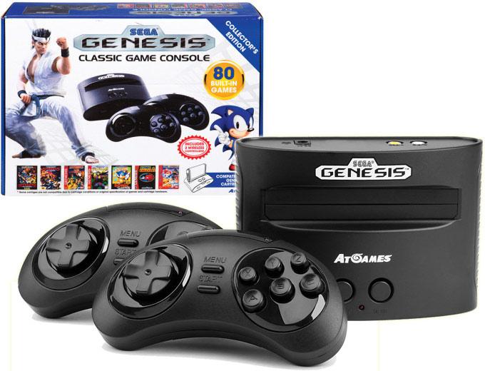 77 off sega genesis classic game console 16 free - Sega genesis classic game console game list ...