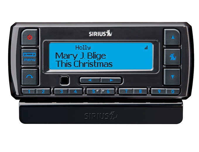 Sirius Stratus 7 Satellite Radio