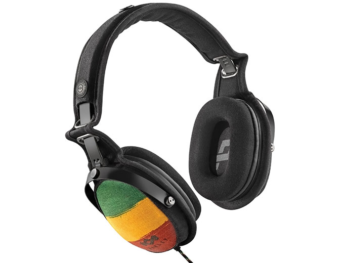 House of Marley Rise Up Rasta Headphones