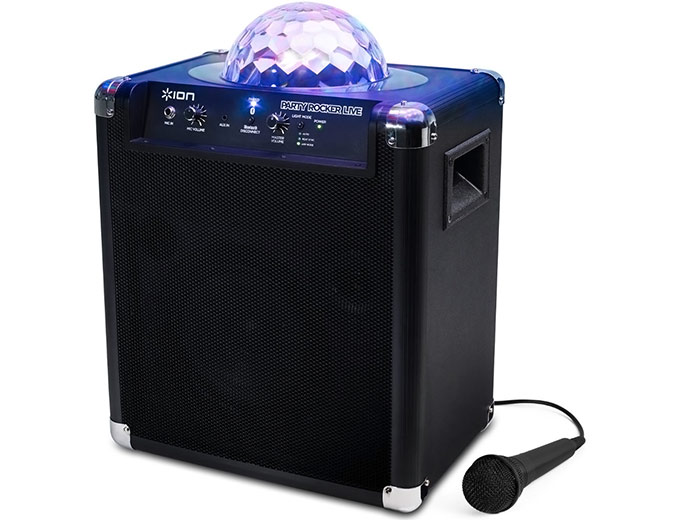 Ion Audio Party Rocker Live Wireless Speaker