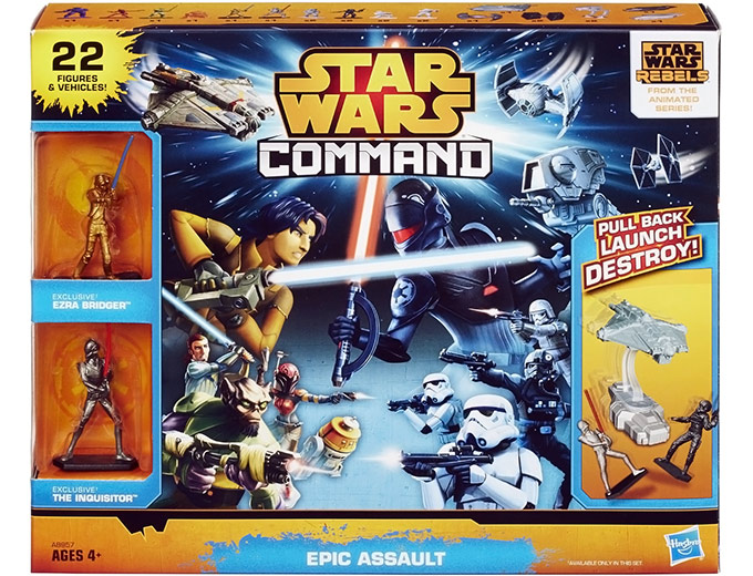 Star Wars Command Epic Assault Set