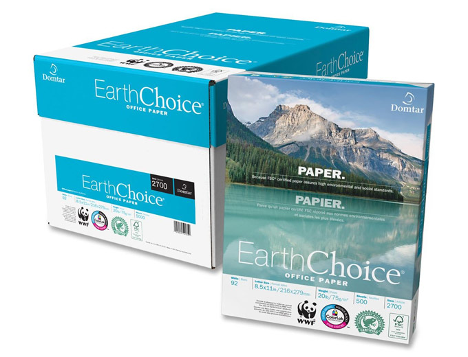 Domtar EarthChoice Office Paper, Case