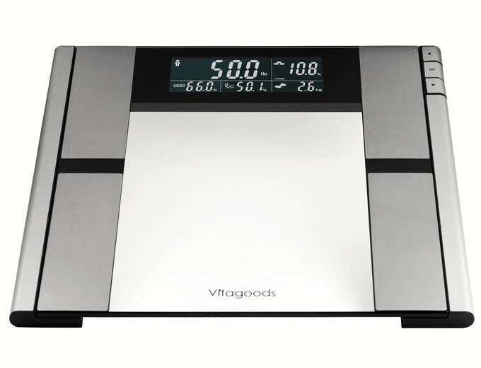 Vitagoods Digital Body Analyzer Scale