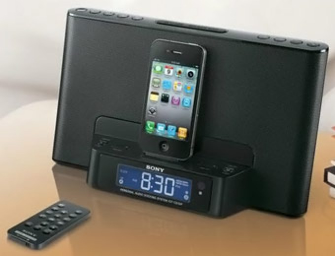 Sony ICFCS15iP/WMT Docking Station