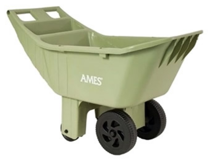 Deal: Ames Easy Roller Lawn Cart