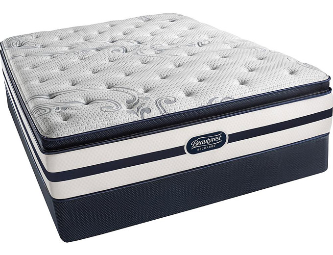 Beautyrest Recharge Melrose Queen Mattress