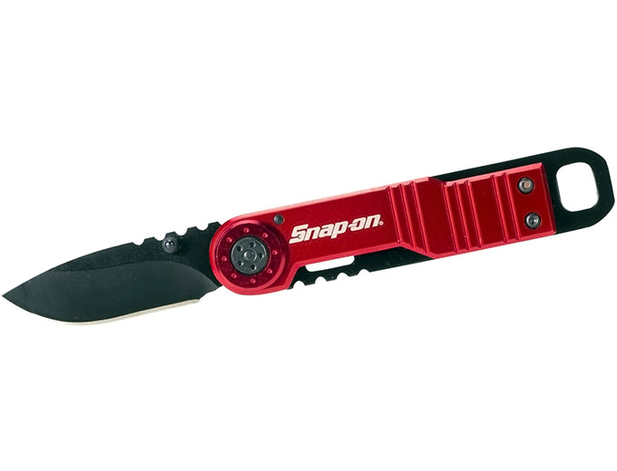 Snap-on Frame Lock Folding Work Knife