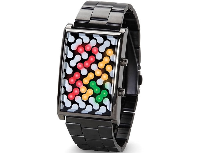 Illuminating Pattern Watch