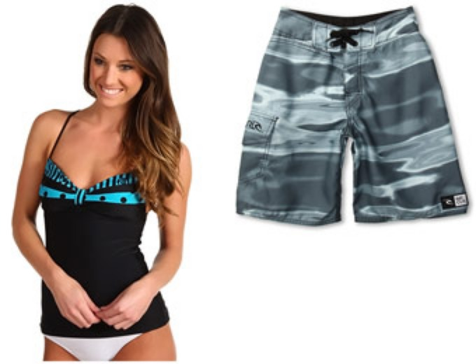Swimwear for the Entire Family