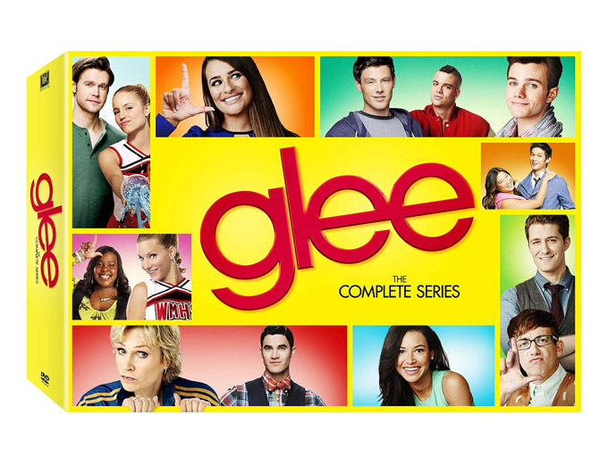 Glee - The Complete Series (DVD)
