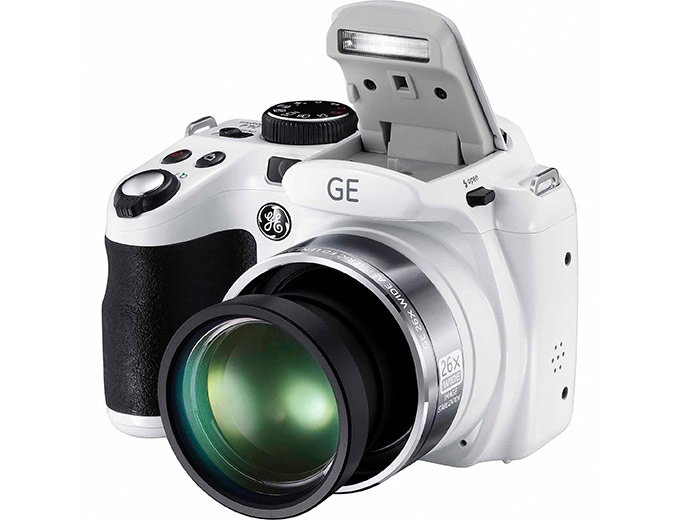 GE 14.4-MP Power PRO Series X600 Digital Camera