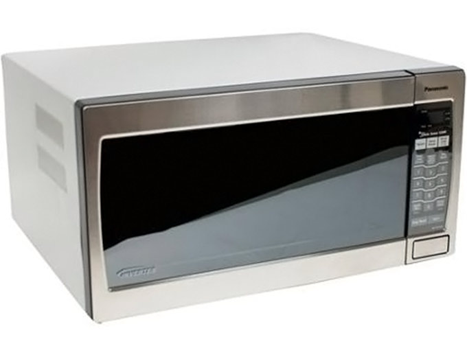 Panasonic Microwave Inverter The Genius Panasonic Watt